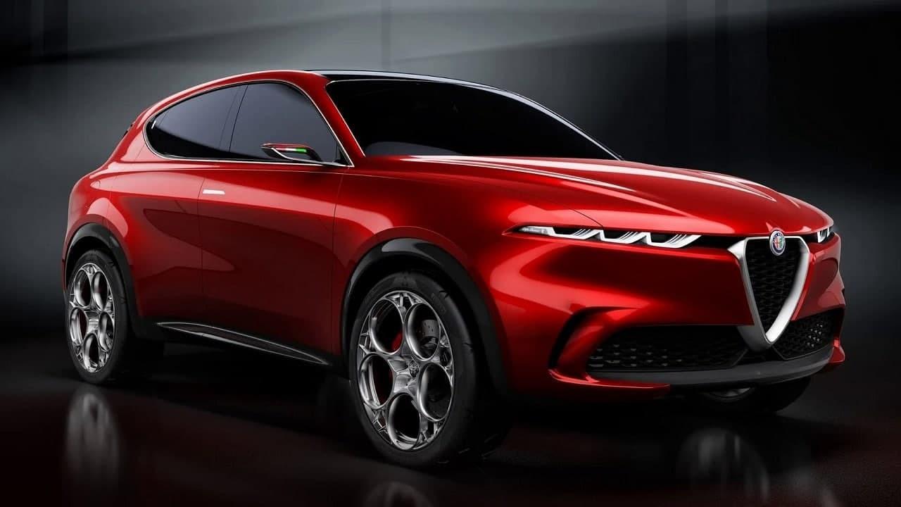 Alfa Romeo выпустит в продажу свой новый кроссовер уже в этом году