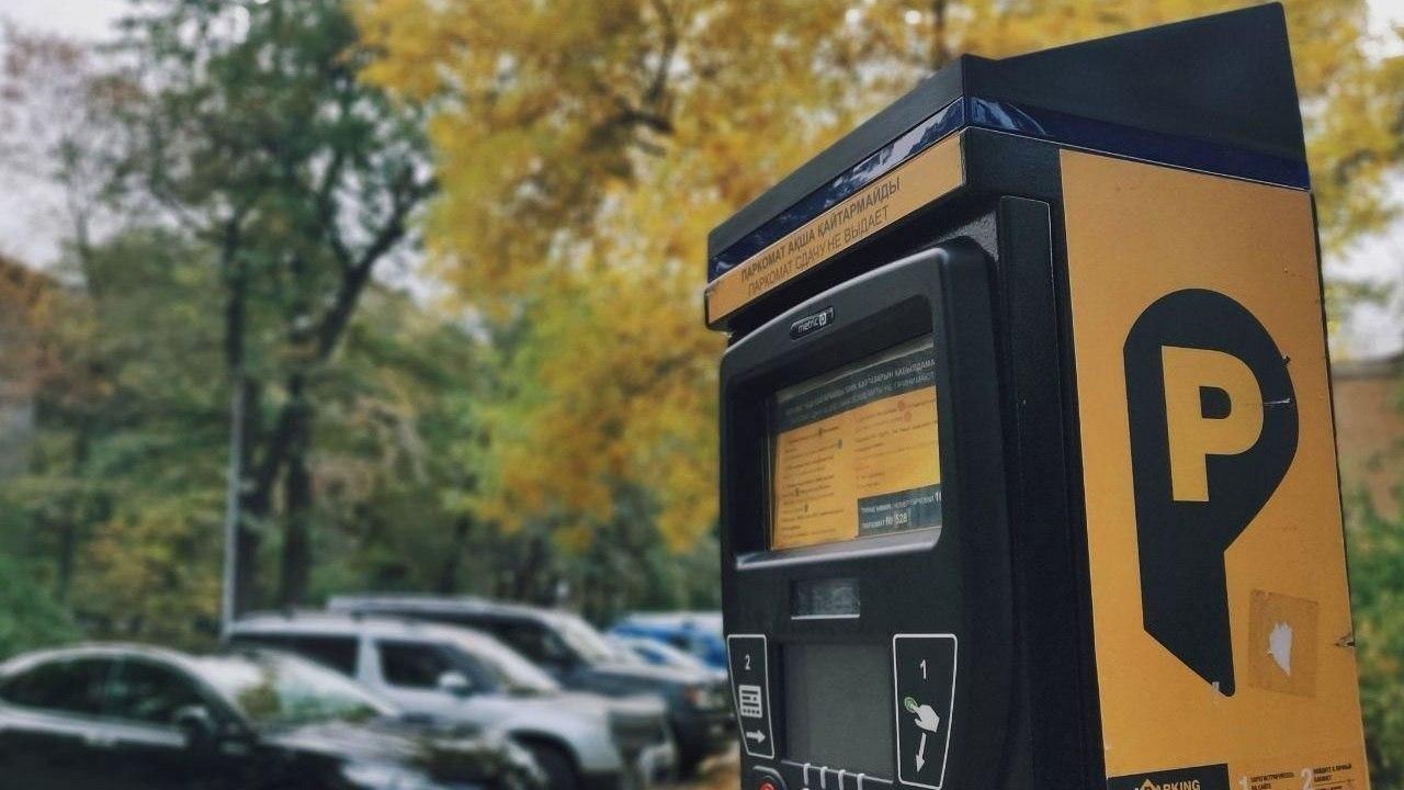 В Алматы хотят внести поправки в правила организации парковок
