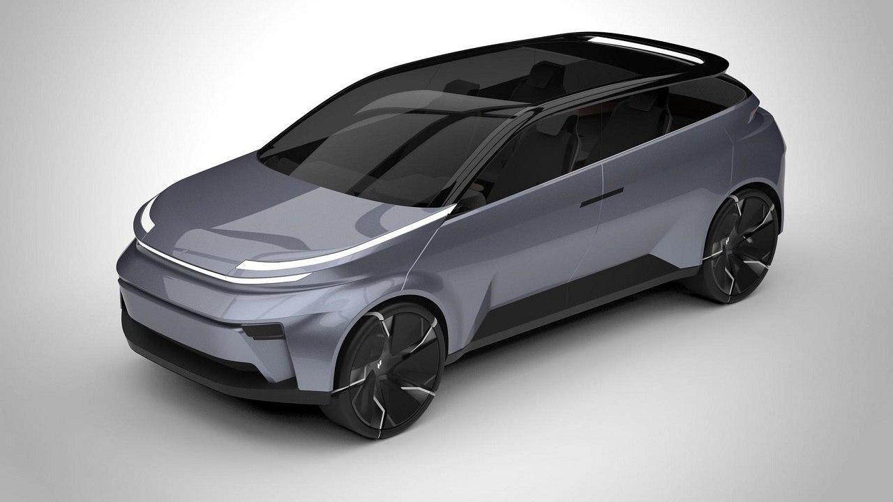 В Канаде представили новый электромобиль