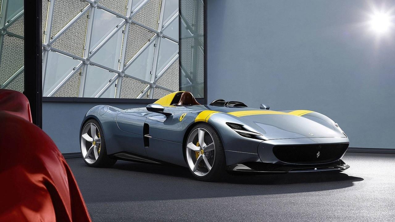 Оригинальный тюнинг Ferrari Monza SP1