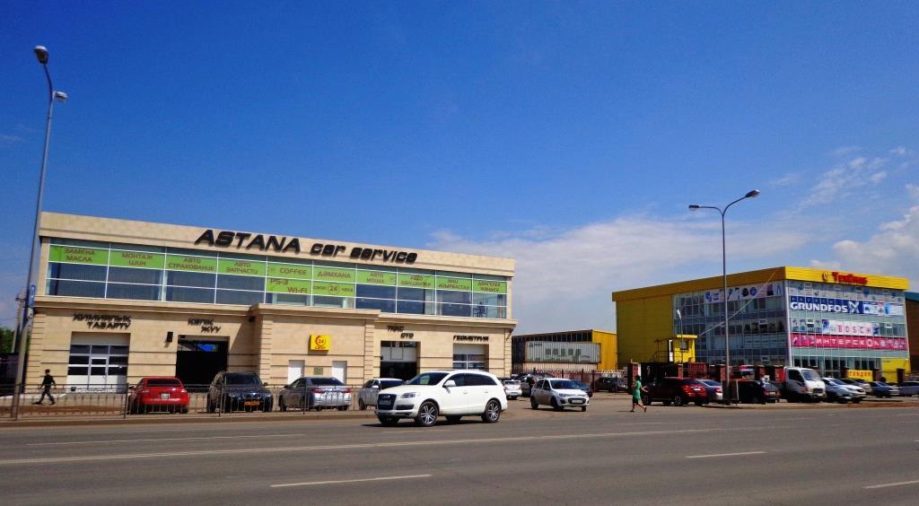 Astana Car Service 2